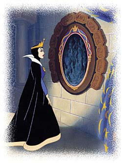 Mirror mirror tiffini johnson snow white is one of their favorites the mean queen lady scares the crap out of me and alight but they love the rest of it enough to withstand her and teraionfo