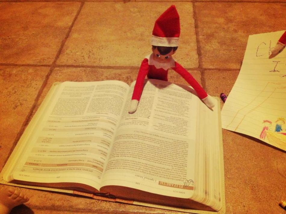 elves bible