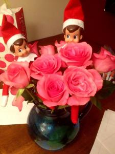 elves flowers