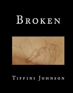 broken front cover