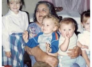 Me, Mama O, Jason, Nicholas and Mandi