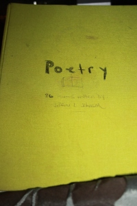 poetry book 001